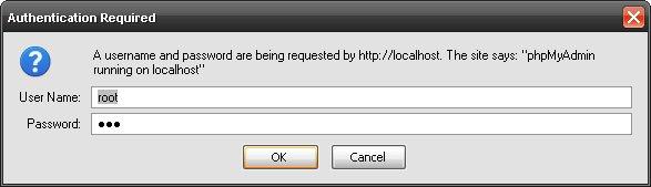 نحوه نصب وردپرس در appserv